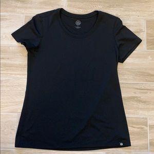 REI co-op black T-shirt